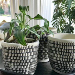 vase et cache pot maison saint sa. Black Bedroom Furniture Sets. Home Design Ideas