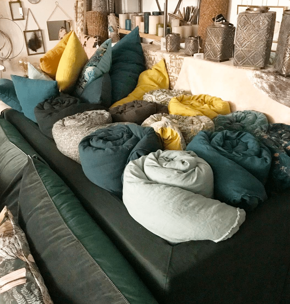 linge de maison harmony ventana blog. Black Bedroom Furniture Sets. Home Design Ideas