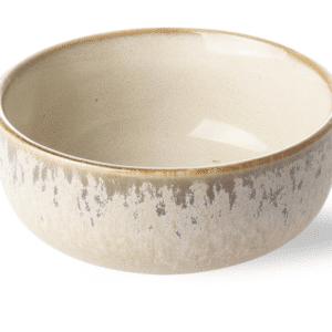 bol ceramique hk living beige bleuete