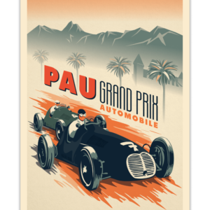 grand prix automobile pau