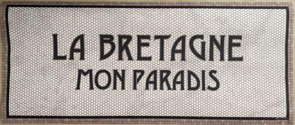 tapis en vinyle la bretagne mon paradis made in france beaumont